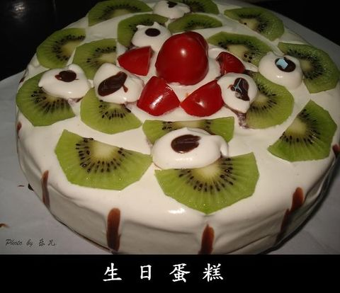 不为谁的生日——生日蛋糕 - 乐儿 -  乐儿小筑