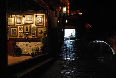 朱大可影像集:丽江的昼与夜(2) - 朱大可 - 朱大可的博客