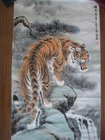 老虎和棕熊谁厉害