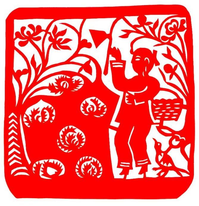 六十年中国杰出剪纸艺术大师和剪纸艺术家介绍之四 - 梦回氾城 - 中国襄城剪纸