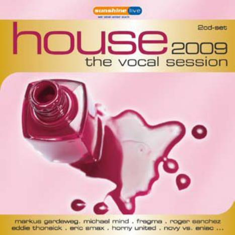 House The Vocal Session 2CD   MP3   Up by Karim94 preview 0