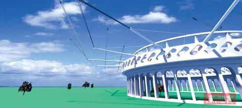 风筝发电机揭秘:万米高空放飞8吨超级风筝(图)