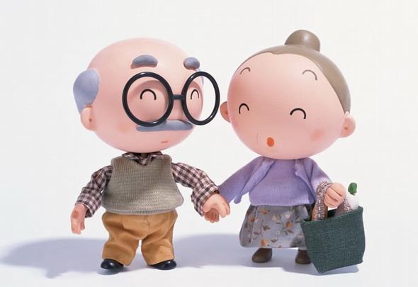 父母健在是人生最大的幸福 - 和静 - 心结和静