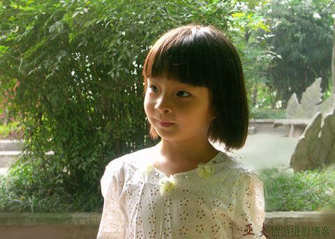 (原创)小妞朵朵之二 - 高山长风 - 亚夫旅游摄影博客