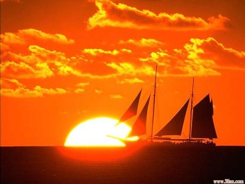 [原创]海上日出 - wsc0359 - wsc0359的博客