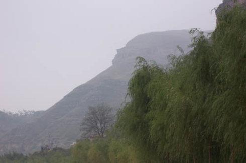 人文黄河第一奇----天然母亲峰 - 刘继兴 - 刘继兴的BLOG
