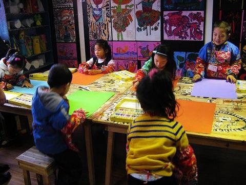 童画童心08秋季启蒙B-1美术活动10——好宝贝,爱刷牙 - 童画-童心儿童美术 - 童画-童心儿童美术