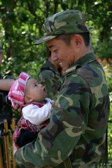 2008年5月23日献给世界上最可爱的人...人民子弟兵