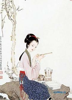 今天梦蝶的庄周   (现代诗)