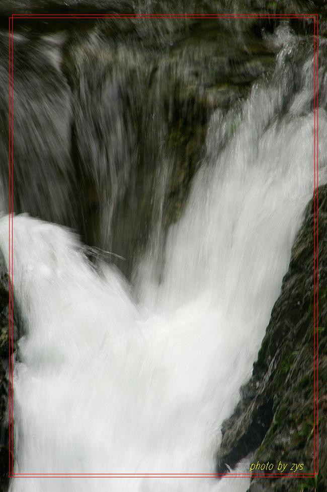飞流直下三千尺【原】 - 自由诗 - 人文历史自然 诗词曲赋杂谈