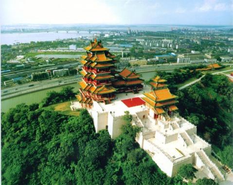 中国十大名楼 - 如风 - 如风的博客