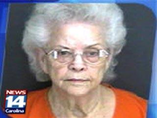 """美76岁""""黑寡妇""""55年间杀死5任丈夫(图)"""