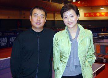 少帅出征——刘国梁 - 杨澜 - 杨澜 的博客