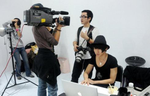 CCTV模特电视大赛 - 米乐 - 米乐的博客