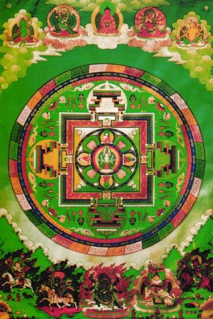 极精美的坛城图!!! - 嗡嘛呢呗弥吽 - foyuancheng的博客