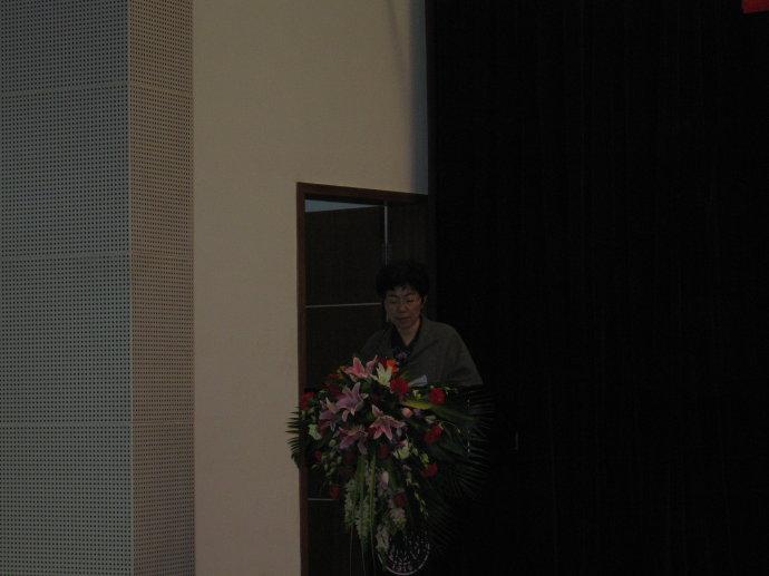 荷兰首席汉学家柯雷教授到南开讲我的诗 - 伊沙 - 伊沙YISHA的blog