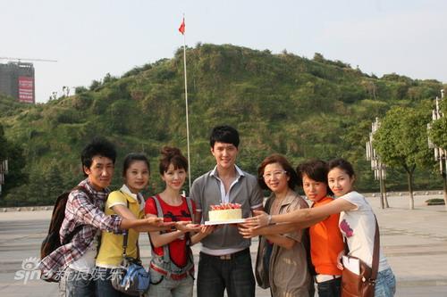我为祖国六十华诞献礼 - 冯绍峰 - 冯绍峰の部落格