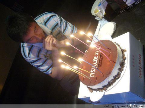 生日快乐 - 杜锋 - 杜锋