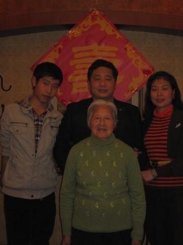 幸福的老太太 - 风筝瑛子 - 梦之苑——张丽媛的情感小屋