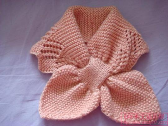 转载:转:漂亮的小蝴蝶围巾 - 郭婷婷 - 郭婷婷的博客