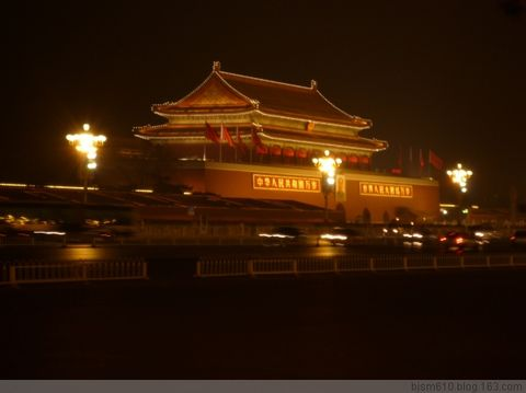 北京夜景 - bjsm610 - 白桦摄影博客