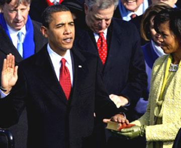第44任美国总统奥巴马就职演说(全文) - xyb20999 - xyb20999的博客