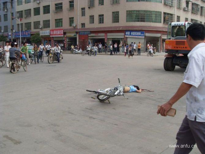 [转] 安福县发生一起致人死亡的严重交通事故(多图) - 青青野葡萄 - 凌  冰  儿
