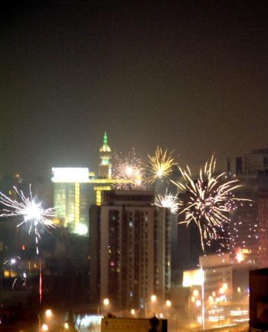 北京过大年 - 巍立 - 巍立的博客