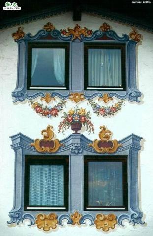 奥地利艺术窗台【组图】 - 798DIY - 798 DIY 陶瓷家饰