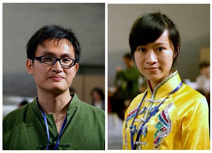 中华五十六个民族兄弟姐妹的大合影
