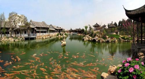 秀美的南阳我的家之邓州篇(图片) - 踏雪寻梅 - 李新月3186的博客