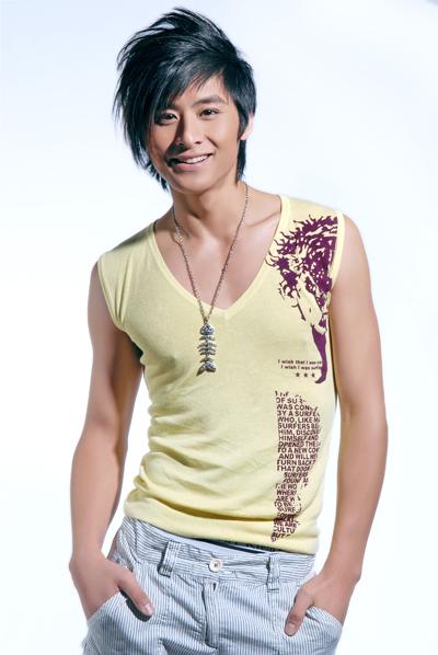 2008年度最佳职业时装模特候选人——罗彬 - 110414 - 左岸麦田の魔男志