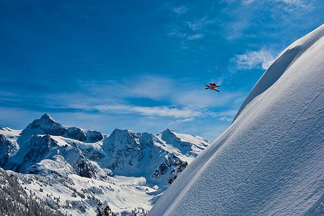 惊艳:滑雪大片