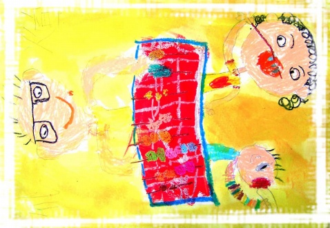 烧烤 - 七彩城堡少儿美术工作室 - 七彩城堡