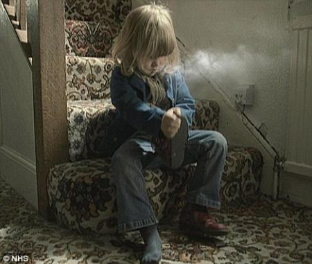 每年因为二手烟而导致的死亡儿童多达16.5万(资料图)