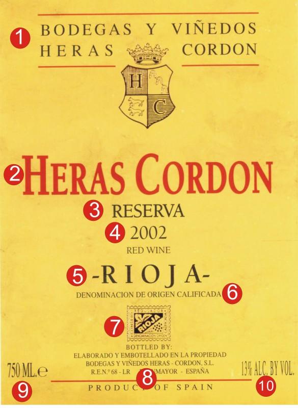 从酒标认识各国葡萄酒,值得了解! - fatty - 品味红酒,品味人生!