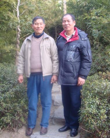 正月走扬州之八:幸会吴开宝 - 赵小波 - 赵小波的博客