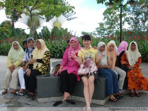 吉隆坡与太子城 - 笑因宽容 - 笑因宽容的博客