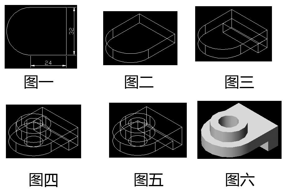 【原】AutoCAD软件应用11解 - 褐衣螺钉 - 褐衣螺钉的草棚