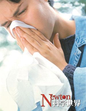 免疫系统VS感冒病毒 - kxsj - Newton-科学世界