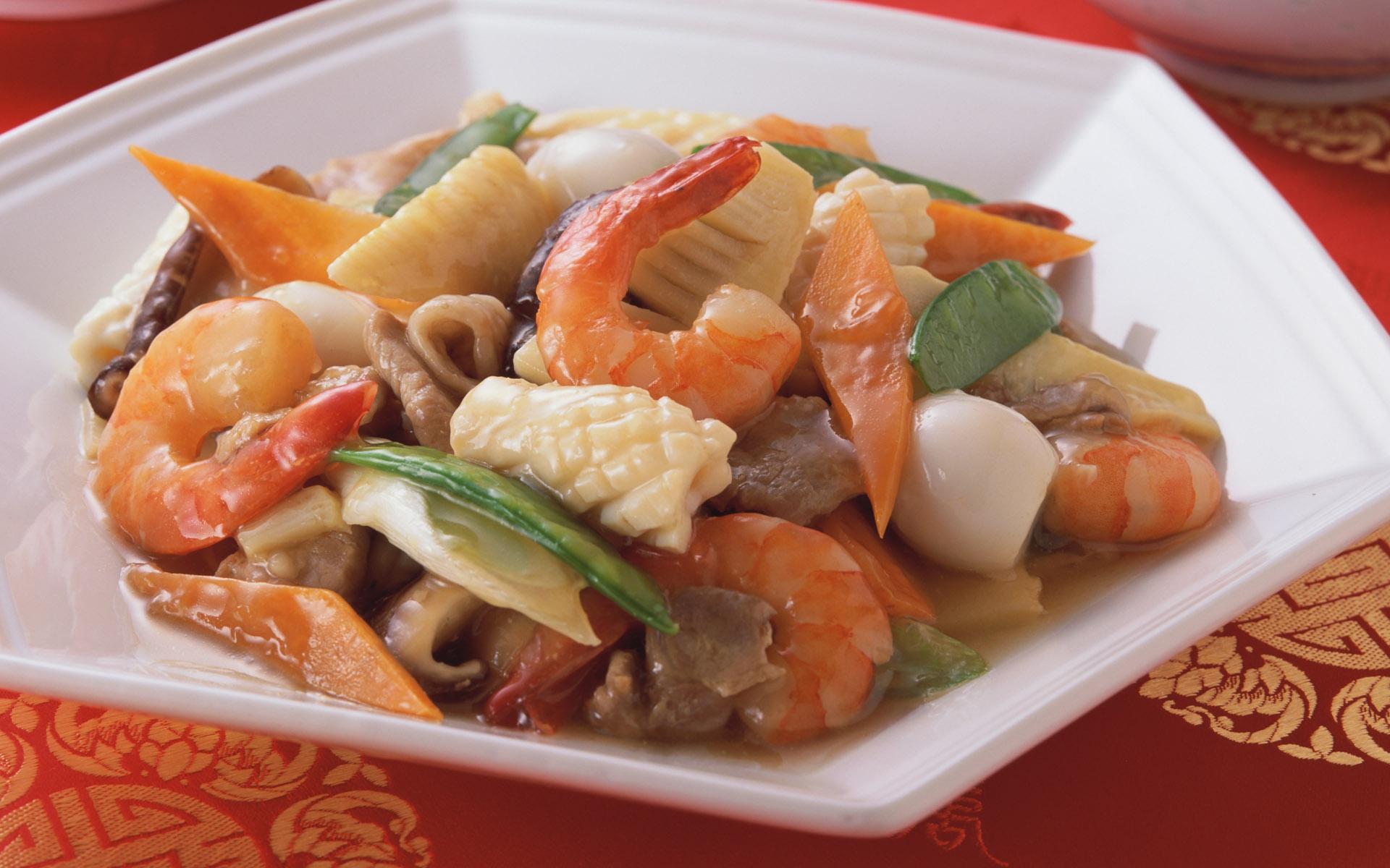 中华美食文化_