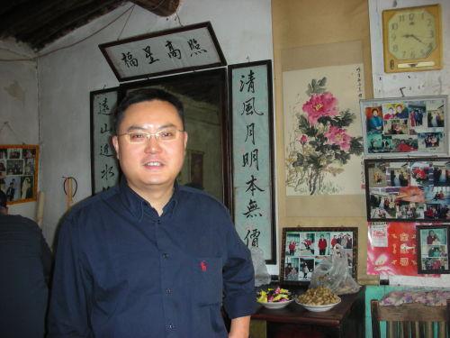 一路向北--国庆游记 - yuleiblog - 俞雷的博客
