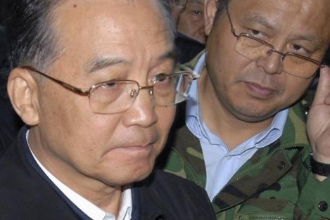 德报:哭泣的总理感动中国人 - xt5999995 - 赵文河的博客