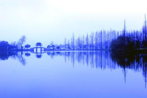 满江红 微山湖