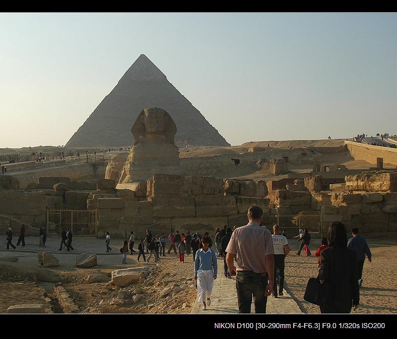 世界著名奇跡___金字塔 - 西樱 - 走马观景