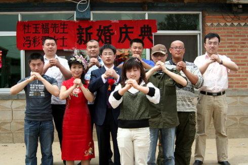 辽宁新人携明星共施抱拳礼支持北京奥运(附… - 田金双 - 田金双的娱乐私塾
