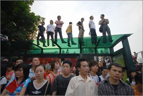 丑陋的中国人 - 设屋攻业 - RECYCLE 365