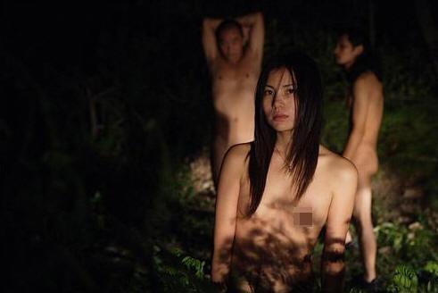 某艺术院校集体裸体旅行(组图) - 云之舞 - 云之舞