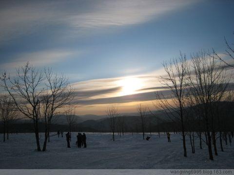 哈尔滨:雪乡(二) - 如果 - 我的博客