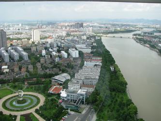 八千里路云和月之二  上海---宁波一线天